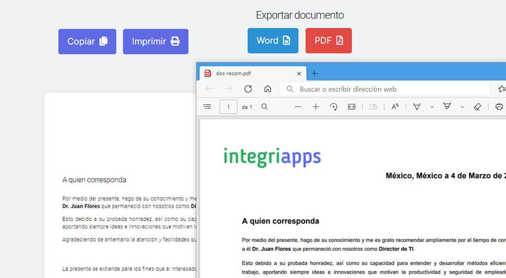 MicroApps, herramientas útiles y generadores de documentos Online que te ayudan a ser más productivo en la gestión empresarial