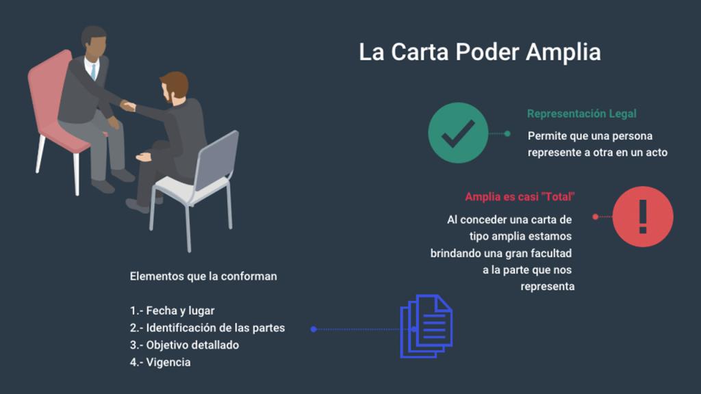 Ejemplo de Uso de la Carta Poder Amplia