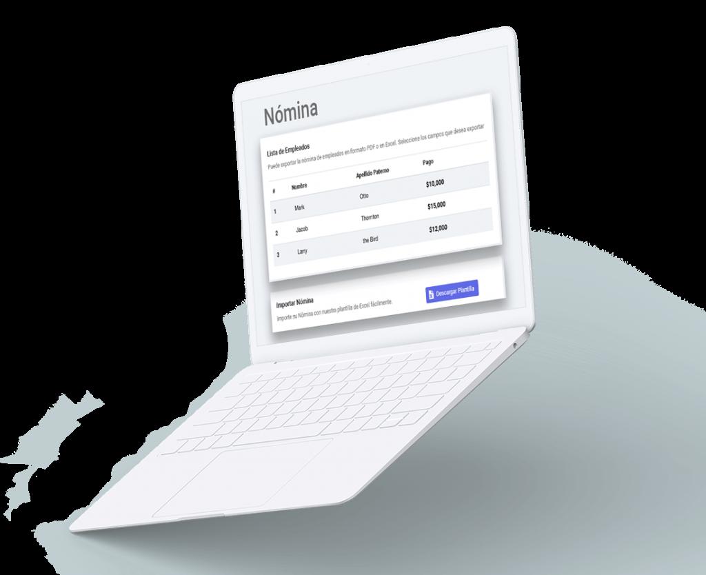 Genera una nómina básica automática para tener certeza de tus gastos por Nóminas y también impórtala a tu gestor actual
